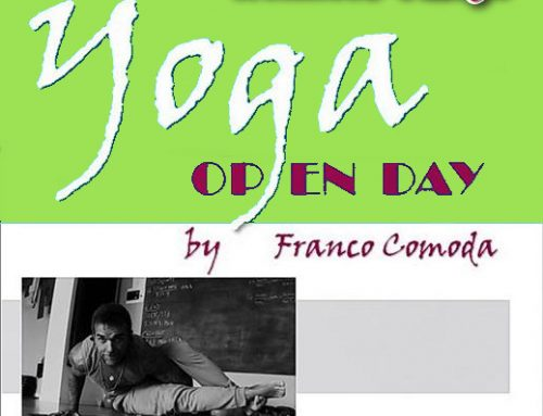 Yoga Open Day by Franco Comoda al Wellness Village
